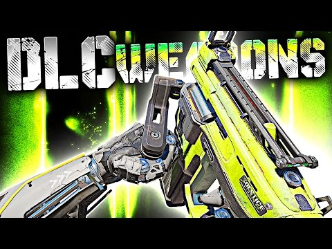 USING DLC WEAPONS in Black Ops 3! (NEW GUN GAME)