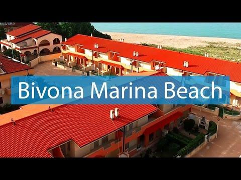 Bivona Marina Beach beach front property in Calabria Italy