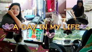 A DAY IN MY LIFE //UNI VLOG//ONLINE CLASSES//QUARANTINE EDITION //TERESA MEINAM #MANIPURI #NORTHEAST