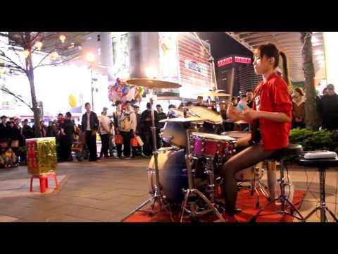 曼青-Chop Suey(System Of A Down)