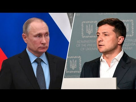 Путин ответил Назарбаеву по встрече с Зеленским в Казахстане