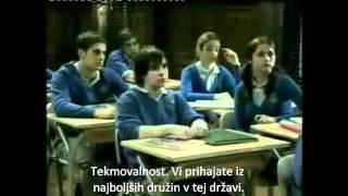 El Internado - Trailer [con subtítulos eslovenos]