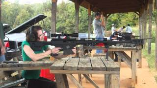 Bushmaster BA50 / Victoria Shoots
