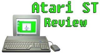 LGR - Atari ST Computer System Review