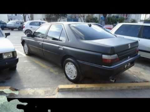 peugeot 605, 1993 г.