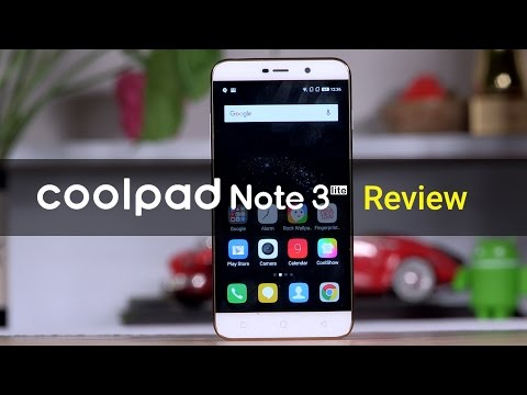 Coolpad Note 3 Lite Full In-depth Review