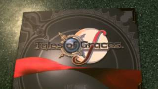 Tales of Graces f One Day Edition Unboxing
