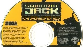 CGR Undertow - SAMURAI JACK: THE SHADOW OF AKU review for Nintendo GameCube