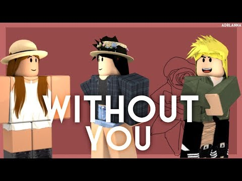 Finding Hope - Without You(Roblox Music Video) Bully Story Part 3