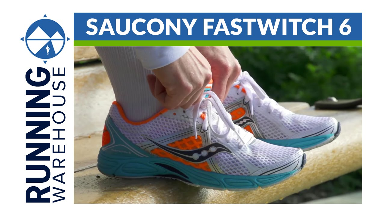 40607bc6b737 Saucony Fastwitch 6 Shoe Review - YouTube