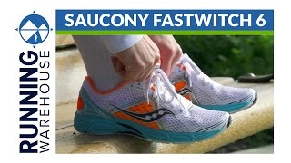 Saucony Fastwitch 6 Shoe Review