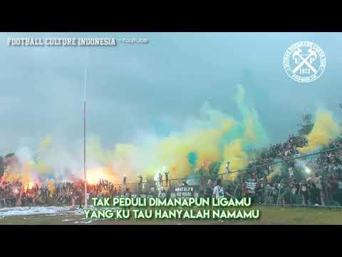 UPCS : Karena Namamu Kami Ada   Lirik   Ultras Persikabo Curva Sud 2018