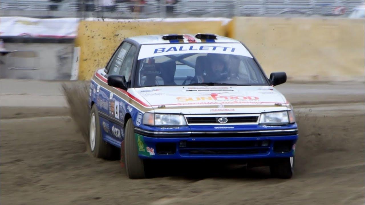 Subaru Legacy Rs Gr A Rally Race Show Pure Sound Camera Car