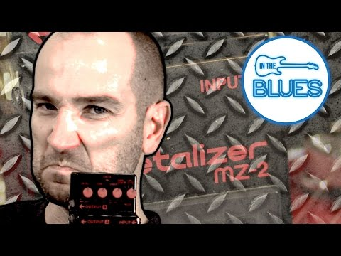 BOSS MZ-2 Digital Metalizer Metal/Distortion Pedal (with Outtakes)