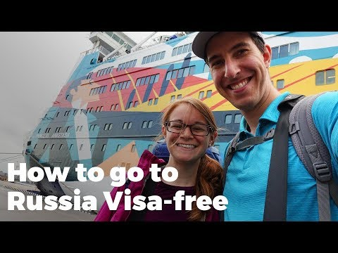 2 day FERRY ride to Russia- Days 73-74