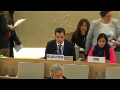 The Human Rights Situation in the United States - Center for Inquiry at UN Human Rights Council