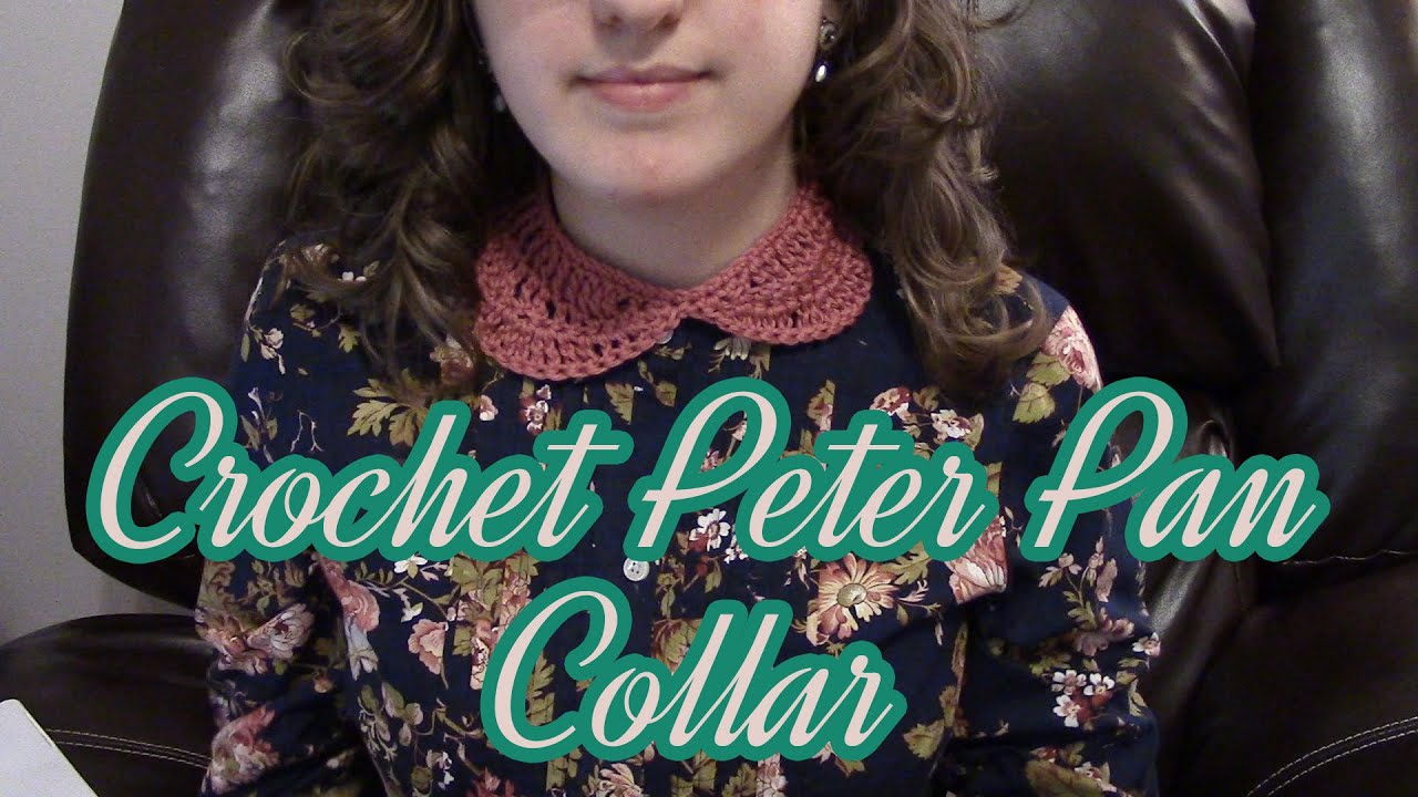 Crochet peter pan collar youtube crochet peter pan collar dt1010fo