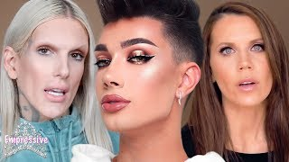 The Truth about James Charles Jeffree Star and Tati  Jealousy and lies