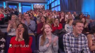 Eddie Redmayne Plays  Heads Up!  with Ellen