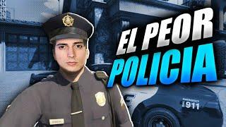 EL PEOR POLICÍA DEL MUNDO???