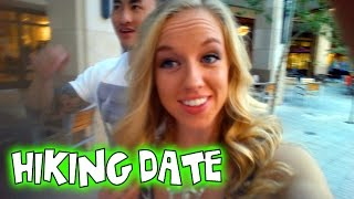 Hiking Date | Temple Square | Family Vlog