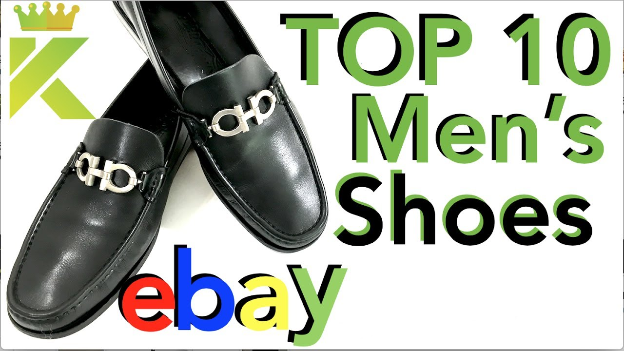Selling Shoes On Ebay Top 10 Brands Men S Shoes To Re Sell On Ebay