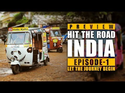 Let The Journey Begin - Hit The Road India - Episode 1 - Preview