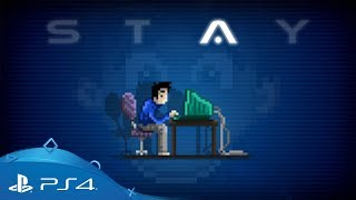 STAY | Announcement Trailer | PS4