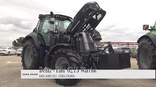 2021 Deutz Fahr 6215 Warrior Interior and Exterior Walkaround BATA Agro 2021