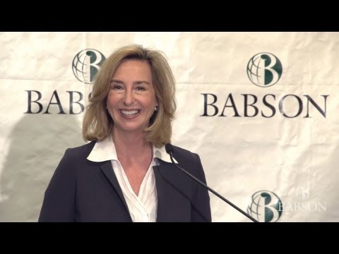 Dr. Kerry Healey Named Babson