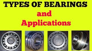 Bearings Types and Applications in Hindi