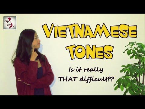 Learn Vietnamese with TVO   TONES