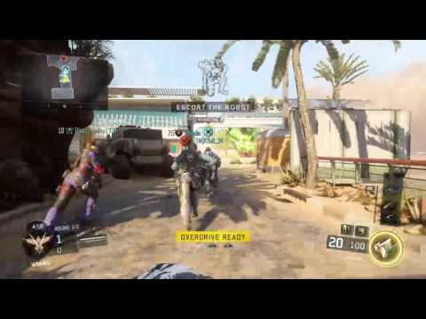 Broadcasting call of duty black opps3 rifels only