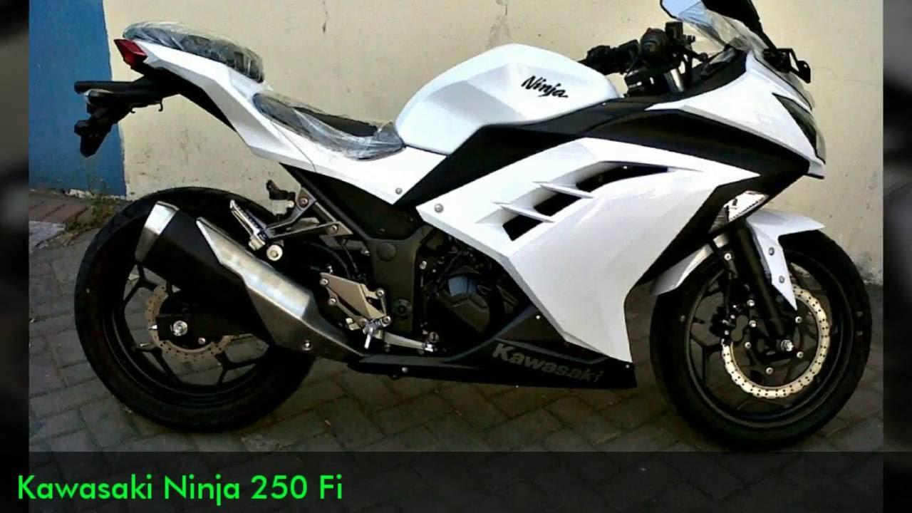 99 Gambar Motor Ninja Semua Tipe Terlengkap Obeng Motor