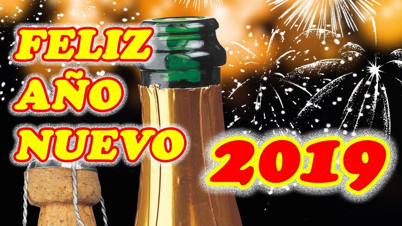Frases De Año Nuevo 2019 Felicitaciones De Año Nuevo 2019