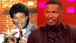 Young Jamie Foxx is INCREDIBLE | The Graham Norton Show
