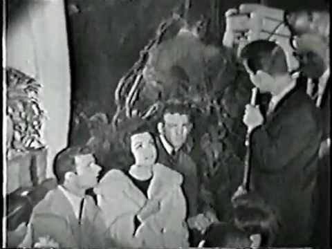 Annette & Frankie, Deborah Walley, Dick DaleDr Pepper Celebrity Party 1963