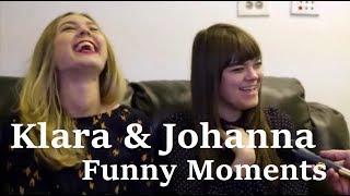 Klara and Johanna - Funny/Cute Moments