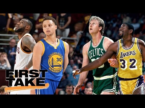 Max Compares Celtics-Lakers Rivalry To Cavs-Warriors | Final Take | First Take | May 11, 2017