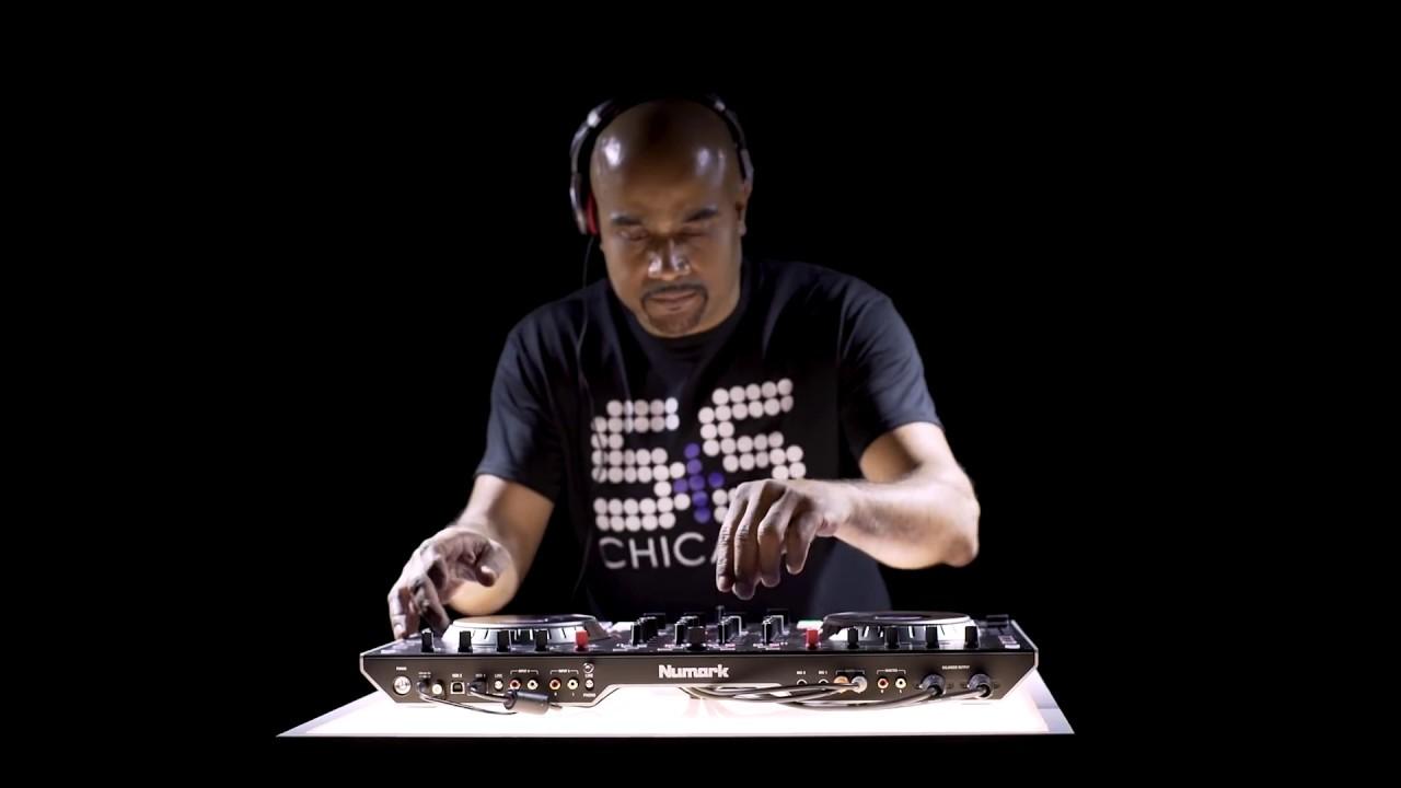 NUMARK NS-6-II DJ CONTROLLER