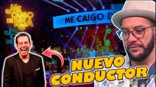 ¿NUEVO CONDUCTOR? ¡Me voy de Me Caigo De Risa! | Faisy