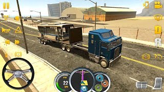 Truck Simulator USA #1 - Android Gameplay FHD