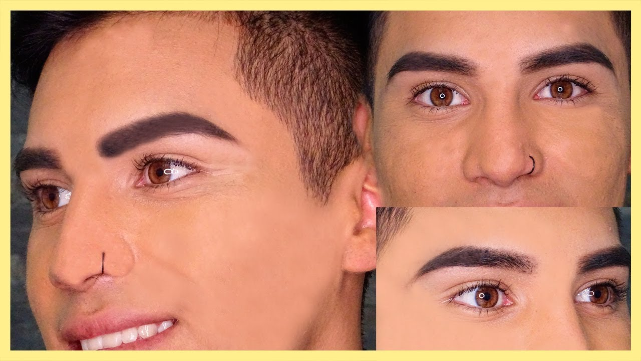 Cejas De Hombre cejas perfectas en hombres | rutina de cejas para hombres