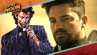 Why We Have Doubts About AMC's Preacher TV Series - Up At Noon