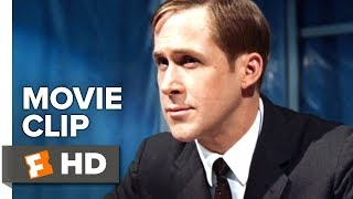 First Man Movie Clip - Armstrong and Aldrin Answer Questions (2018)   Movieclips Coming Soon