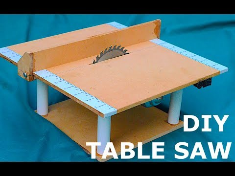 how to use a table saw youtube