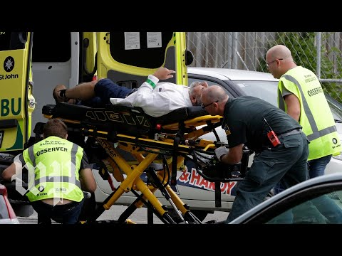 Deanna King - 49 People Killed in Mosque Attacks, Shooter Live-Streamed Attacks