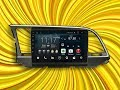 Магнитола IQ NAVI на Андроиде Hyundai Elantra