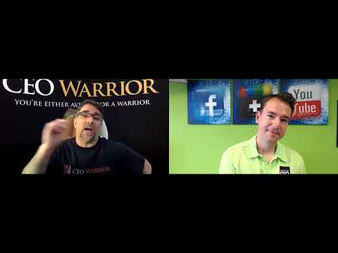 Marketing Interview with Mike Agugliaro & Josh Nelson
