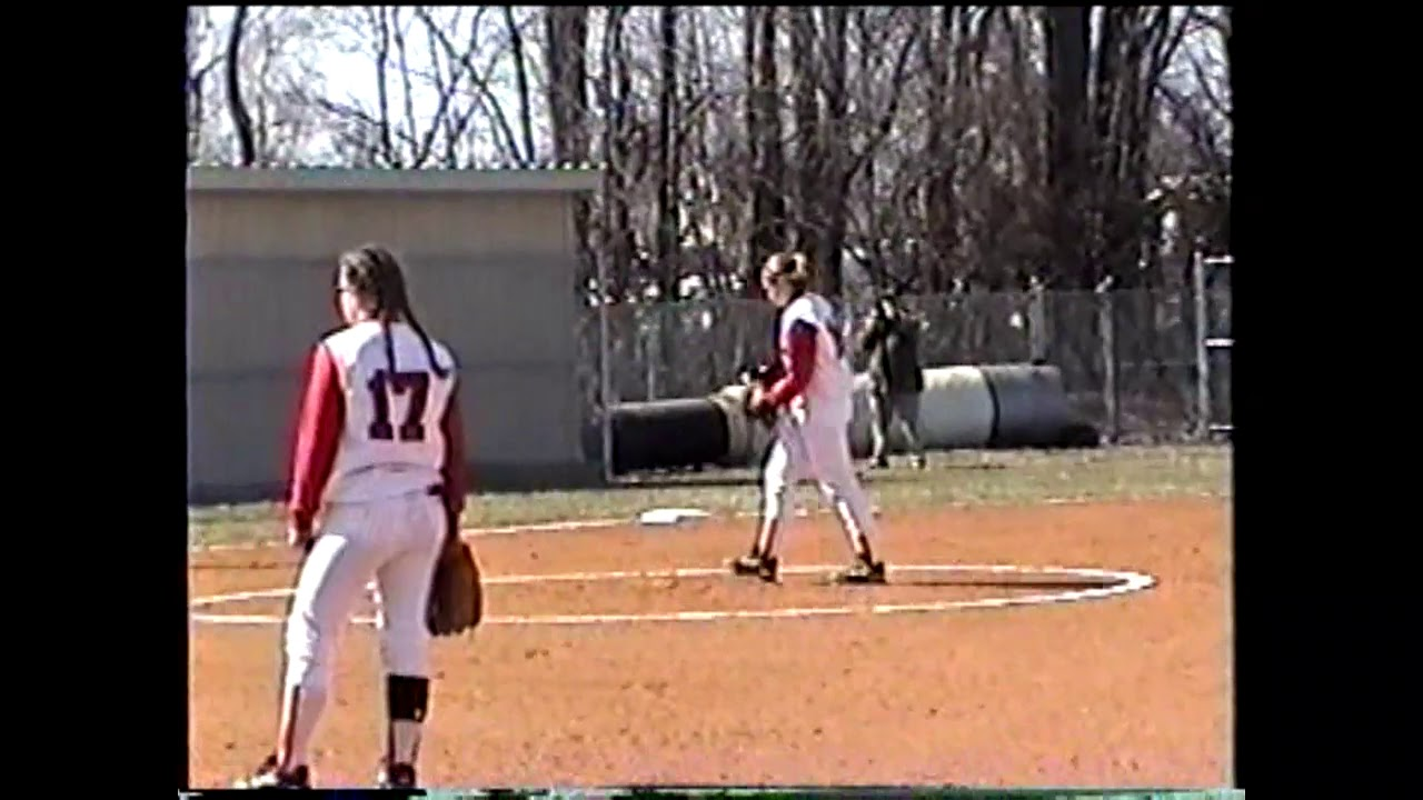 NCC - PSUC - St. Lawrence Softball  4-10-02